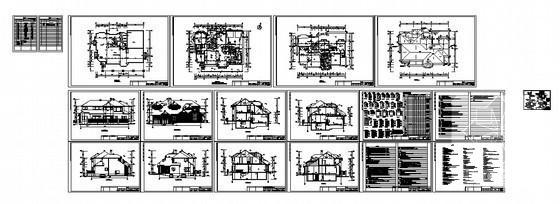 木别墅施工 - 2