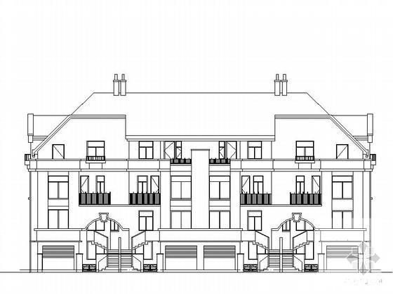砌体结构建筑平面图 - 3