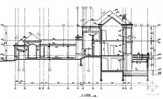 框架结构独栋别墅 - 2