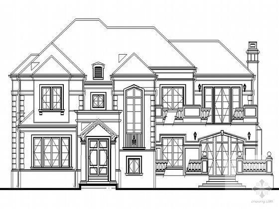 框架结构独栋别墅 - 3