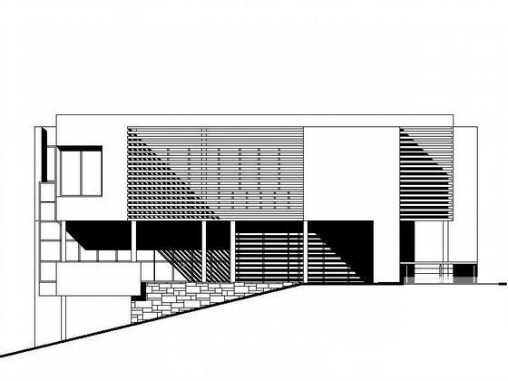 山地建筑设计方案 - 2