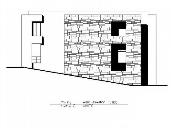 山地建筑设计方案 - 4