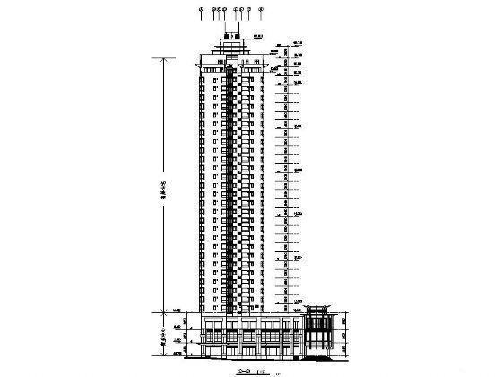 住宅楼建筑标准 - 1