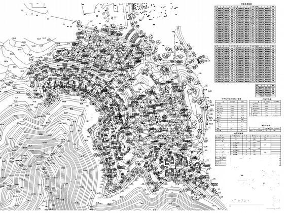 别墅区平面规划图 - 3
