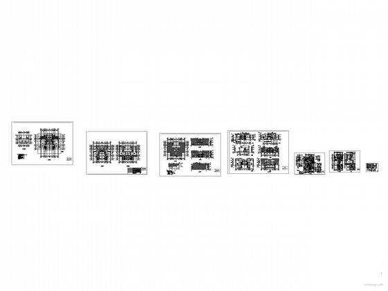 双拼别墅建筑施工图 - 2