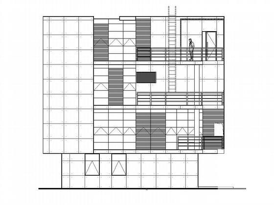 会所建筑效果图 - 2
