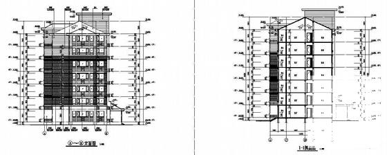 砌体结构公寓 - 1