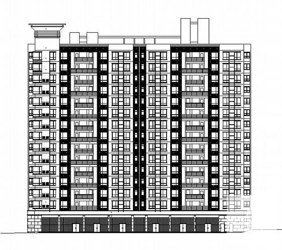 二类高层住宅建筑 - 2