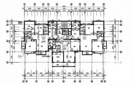 框支剪力墙结构建筑 - 4