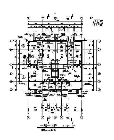 农村自建别墅施工图 - 4