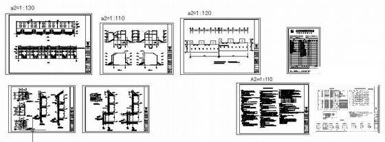 框架结构建筑电气 - 4