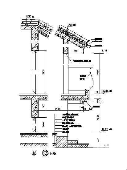 西式建筑图纸 - 3