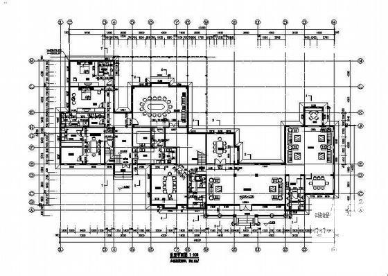 西式建筑图纸 - 4