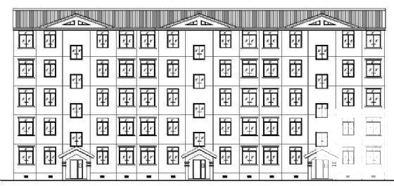 廉租房设计图纸 - 4