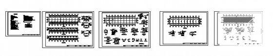 活动板房结构图纸 - 1