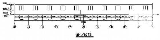 活动板房结构图纸 - 3