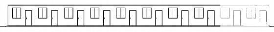 活动板房结构图纸 - 4