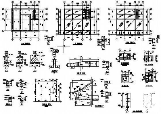经典建筑结构 - 1