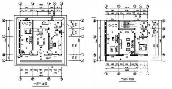 经典建筑结构 - 3