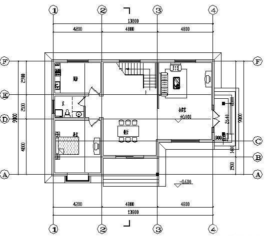 乡村别墅二层 - 3
