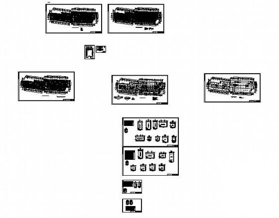 施工图标注 - 1