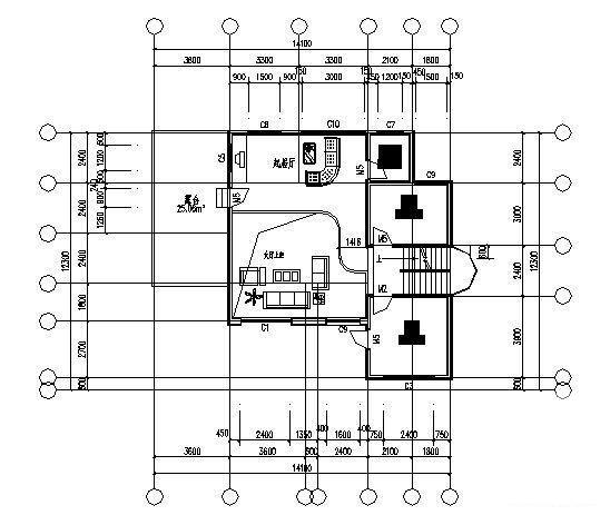 别墅方案带效果图 - 2