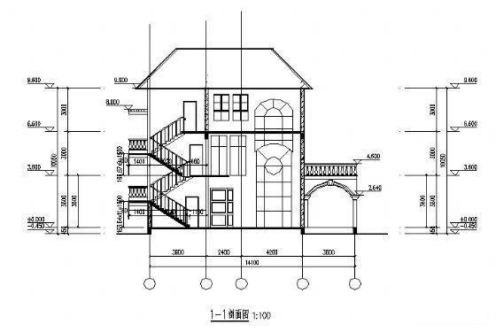 别墅方案带效果图 - 4