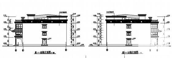 学生宿舍建筑施工图 - 1