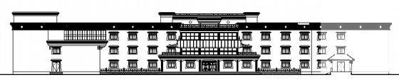 学生宿舍建筑施工图 - 2