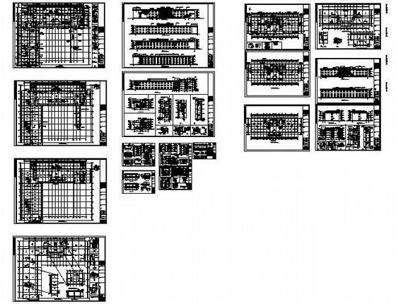 学生宿舍建筑施工图 - 3
