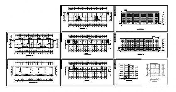 单身宿舍设计 - 2