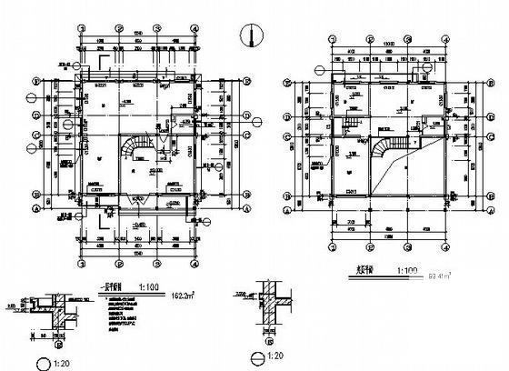 家用建筑图纸 - 3