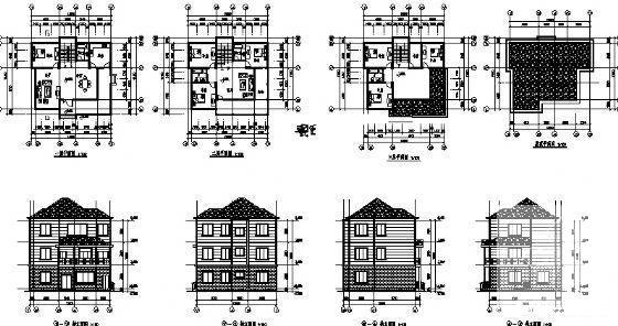 农村住宅建筑设计 - 1