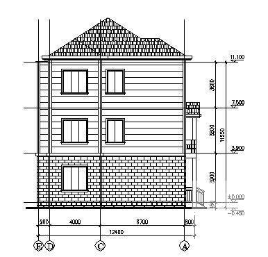 农村住宅建筑设计 - 2