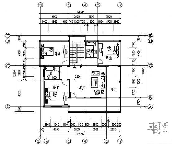 农村住宅建筑设计 - 4