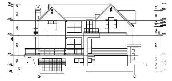 独立别墅建筑设计 - 3