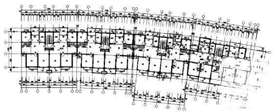 多层住宅楼建筑设计 - 4