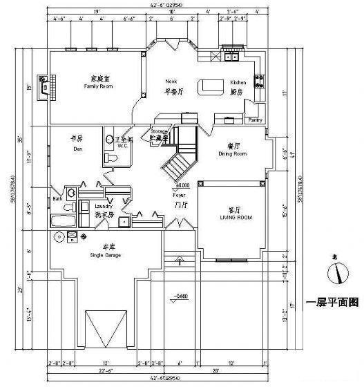 欧式别墅建筑设计 - 4