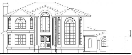 欧式别墅建筑设计 - 1
