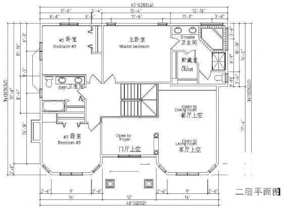 欧式别墅建筑设计 - 2