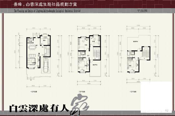 别墅小区规划设计 - 1