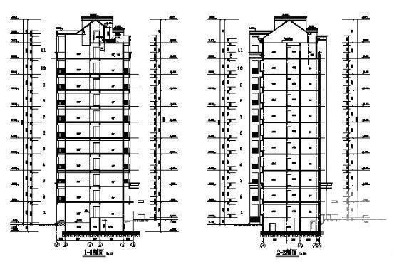 居住小区规划设计图 - 1