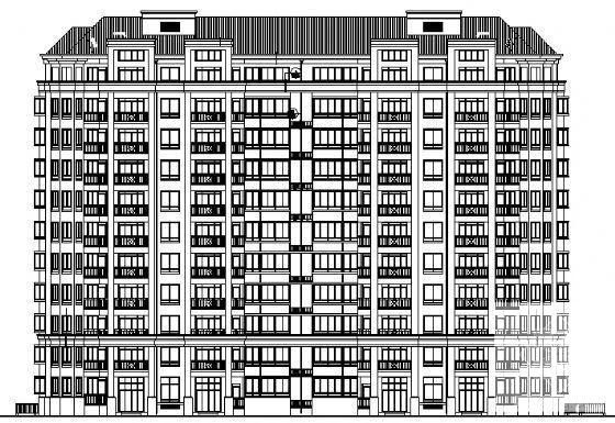 居住小区规划设计图 - 2
