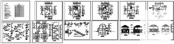 私人别墅建筑设计 - 1