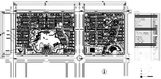 小区停车规划 - 1