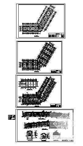 城市别墅结构 - 1
