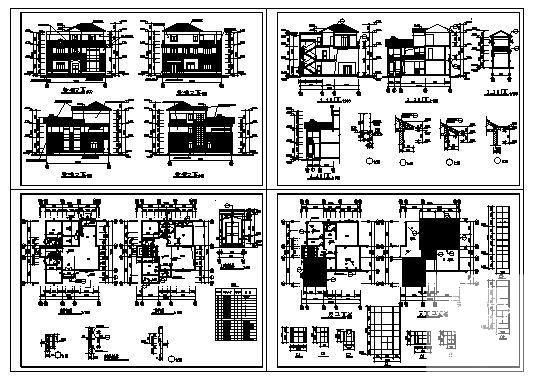 独栋别墅效果图 - 2