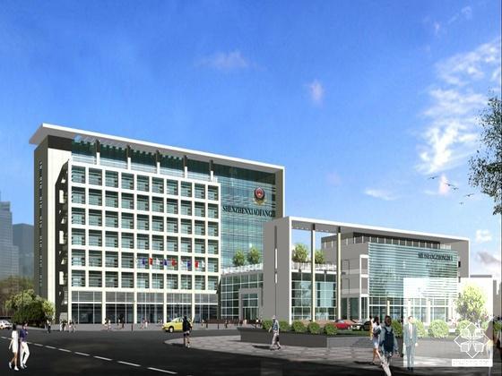 办公楼规划方案 - 3