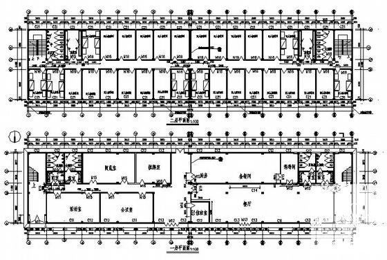 公寓楼方案图 - 3