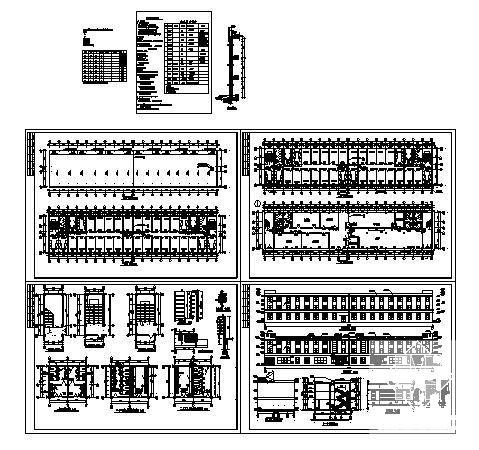 公寓楼方案图 - 4